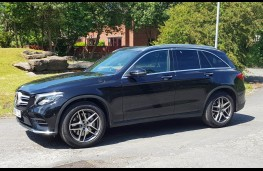Mercedes-Benz GLC 250 AMG Line, side