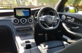 Mercedes-Benz GLC 250 AMG Line, cabin