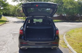 Mercedes-Benz GLC 250 AMG Line, tailgate