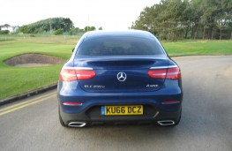 Mercedes-Benz GLC 250 d 4MATIC AMG Line, rear