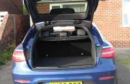 Mercedes-Benz GLC 250 d 4MATIC AMG Line, boot