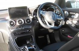 Mercedes-Benz GLC 250 d 4MATIC AMG Line, cabin