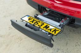 Vauxhall Meriva, Flex-Fix bike rack