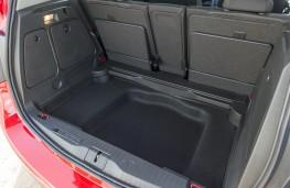 Vauxhall Meriva, underfloor storage