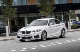 BMW M240i, 2017, front