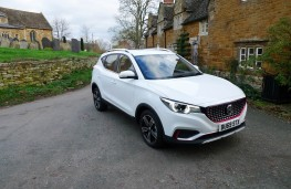 MG ZS, front static 2