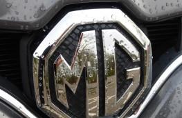 MG3, badge