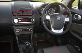 MG3 3FORM SPORT VTi-TECH 5dr Hatch