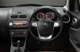 MG3 3Style, interior