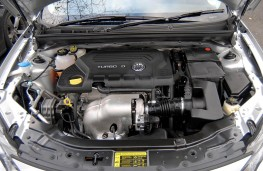 MG6 GT 1.9 DTi-Tech, diesel engine