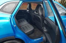 MG HS 1.5 Exclusive, interior