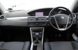 MG6 GT 1.9 DTi-Tech, interior