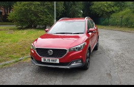 MG ZS 1.5 Excite