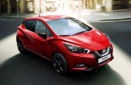Nissan Micra N-Sport, 2019, front