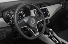 Nissan Micra, 2017, interior