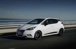 Nissan Micra, N-Sport, 2019, side