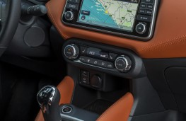 Nissan Micra, 2017, console