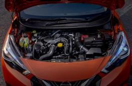 Nissan Micra, 2017, engine