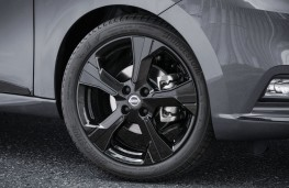 Nissan Micra N-Tec, 2020, wheel