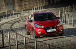 Nissan Micra, Xtronic, 2019, front