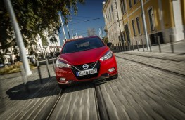 Nissan Micra, Xtronic, 2019, nose
