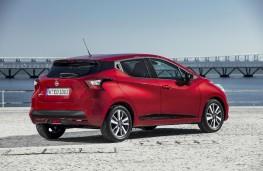 Nissan Micra, Xtronic, 2019, rear