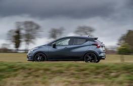 Nissan Micra N-Sport, 2019, side