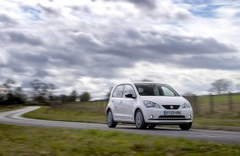 SEAT Mii Electric, 2021, front