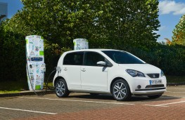 SEAT Mii Electric, side