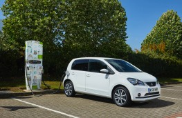 SEAT Mii Electric, front