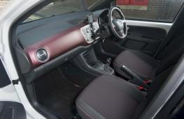 SEAT Mii, interior