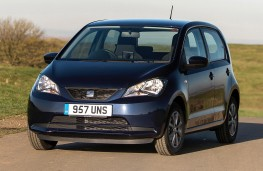 SEAT Mii, front, static