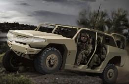 Kia military standard platform vehicle. 2020