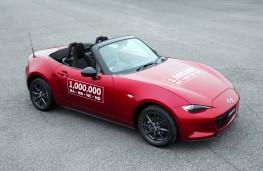 Millionth Mazda MX-5