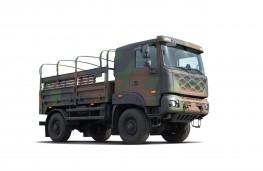 Kia military vehicle, truck