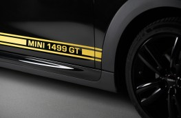 MINI 1499 GT, 2017, side decal