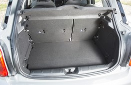 MINI Cooper SD 5-door, boot