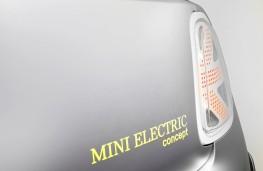 MINI Electric, 2018, badge