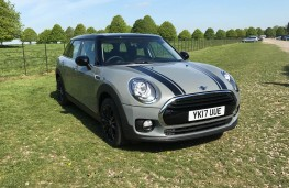 MINI Cooper Clubman Black Pack, 2017, front