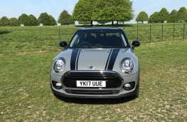 MINI Cooper Clubman Black Pack, 2017, nose