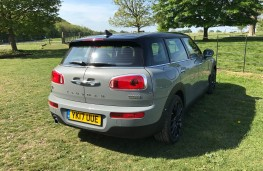 MINI Cooper Clubman Black Pack, 2017, rear