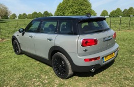 MINI Cooper Clubman Black Pack, 2017, rear, static