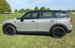MINI Cooper Clubman Black Pack, 2017, side
