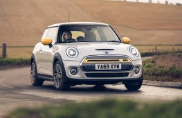 MINI Electric Cooper S, 2020, front