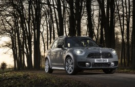 MINI Cooper S E Countryman ALL4, 2019, front