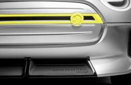 MINI Electric, 2018, grille