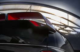MINI John Cooper Works GP 2020 roof spoiler