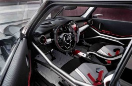 MINI John Cooper Works GP Concept cockpit