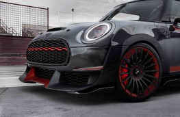 MINI John Cooper Works GP Concept front detail