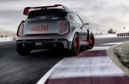 MINI John Cooper Works GP Concept rear
